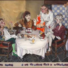 'Always trust the artist', gevarieerde kunstontdekkingen bij Tim Van Laere tot 17 maart