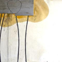 'Under Pressure '18', tekeningen van Paul Gees bij Valerie Traan galerie