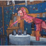 'Rag Doll Act', een eerste solotentoonstelling van Tatjana Gerhard bij Be-Part