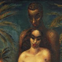 Focus op een meesterwerk: de Adam en Eva van Mahmoud Said