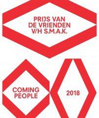 Oproep aan jong talent: Prijs van de Vrienden v/h S.M.A.K. | Coming People 2018