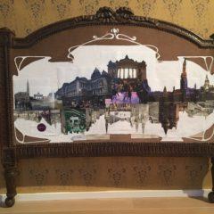 Brussel anders bekeken, Eugenio Tibaldi's 'Posthumous Identity' bij Marie-Laure Fleisch in Brussel