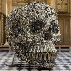 Retrospectieve Subodh Gupta in La Monnaie, Parijs