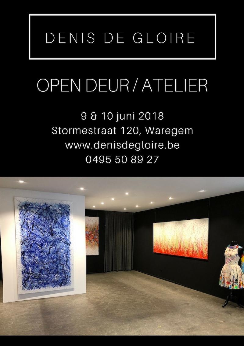 Opening nieuwe galerij!