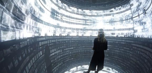 'Data paintings', fascinerende digitale kunst van Refik Anadol