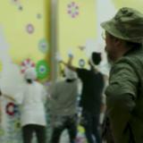 Achter de schermen van een toptentoonstelling… Takashi Murakami