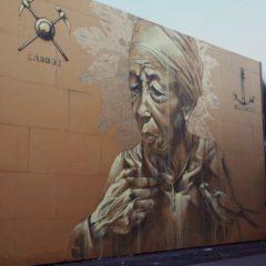 Onze selectie confronterende, ontroerende of gewoon mooie street art van deze maand!
