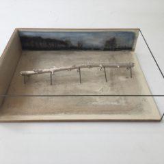 Nieuw werk van Gideon Kiefer op Watou 2018