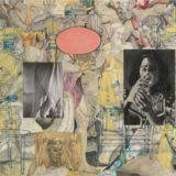David Salle: Paintings, een interessante (her)ontdekking bij Skarstedt, NY