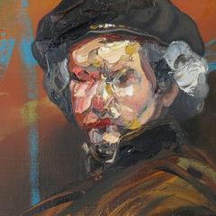 Merkwaardige barokke portretten van Frans Smit nog tot 30 juni bij Galerie Solo