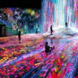 'Grenzeloos', een nieuw museum gewijd aan digitale kunst opent de deuren in Tokyo
