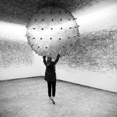 Welkom in het 'post digital drawing' tijdperk… ontdek ADA, een werk van Karina Smigla-Bobinski