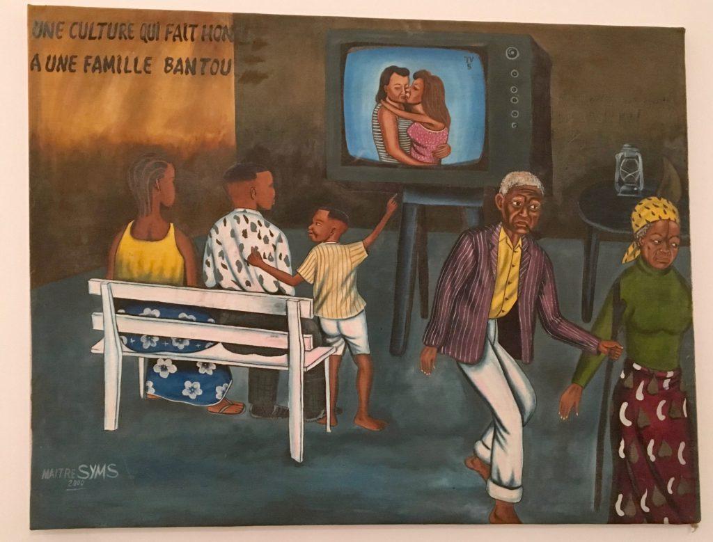 Maître Syms - une culture qui fait honte a une famille Bantoue (2000)