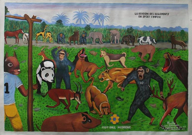 Sim Simaro - Les règles du jeu (2007)