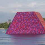 Christo's 'Mastaba' in Hyde Park… een analyse