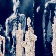 I'll always have Giacometti in Paris…