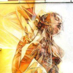 Onze selectie van confronterende, ontroerende of gewoon mooie street art van deze maand