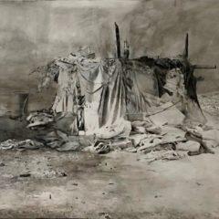 Woman power op de biënnale van de schilderkunst in de Leiestreek