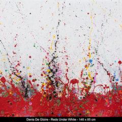 Ongrijpbaar, onorthodox en explosief, ontdek het werk van Denis de Gloire van 15 tot 25 september in het Koetshuis, Waregem