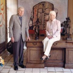 Een kijkje in de top-kunstverzameling van Harry en Mary Anderson