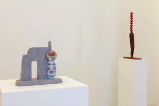 De verontrustende esthetiek van Philip Aguirre y Otegui, nog tot 14 oktober bij Geukens & De Vil