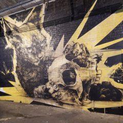 Een nieuwe tempel voor Street Art in Elsene