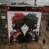 Onze selectie street art van deze maand, vanuit de hele wereld