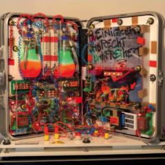 Een stukje geschiedenis herbekeken… Eduard Van Giel bij Galerie Solo, Antwerpen