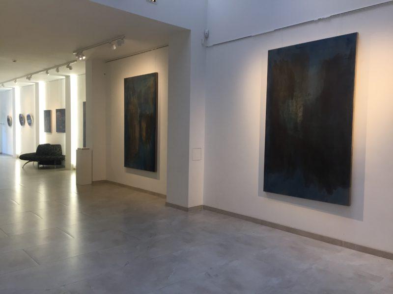Zhu Ye - installatiezicht