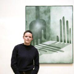 Charline Tyberghein is beste jonge, Europese schilder van 2018