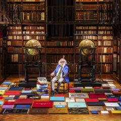 Gouden Panter Adriaan Raemdonck krijgt overzichtstentoonstelling in Antwerpen