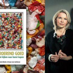 Alle kneepjes van het kopen van kunst onthuld… Manuela Klerkx, auteur van 'ontroerend goed' op 8/11 bij Solo Gallery Antwerpen