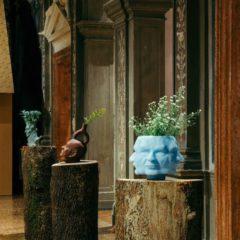Over de ontzettende rijkdom van een tentoonstelling in een pralend en statig Palazzo in Venetië