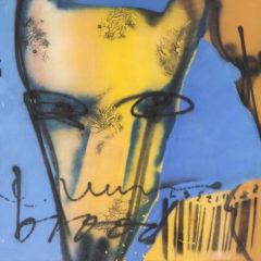 De vergeten Bredase kunstwerkjes van Herman Brood, van 30 nov tot 2 dec bij Très Art, Breda