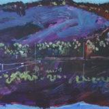 Een geschilderde roman. Koen Broucke brengt hommage aan William Turner bij Anouk Vilain