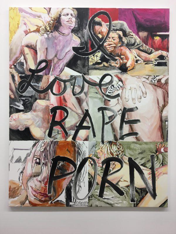 Christine Wang - Rape Porn