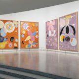 Een stukje vergeten kunstgeschiedenis… Hilma af Klint in het Guggenheim, NY
