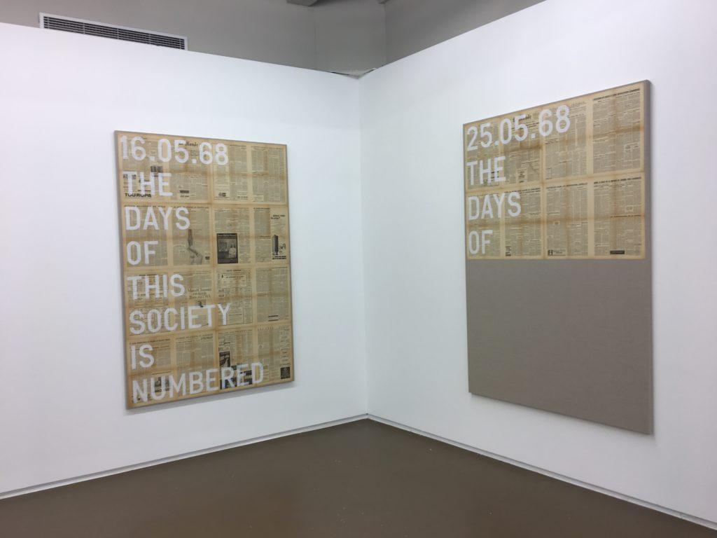 Rirkrit Tiravaija - Untitled 2018