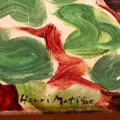 Valse Matisse in Parijs' museum