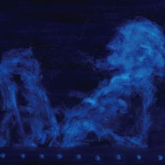 'Blue Topique', nieuw werk van Johan Van Mullem in Mougins, Zuid-Frankrijk