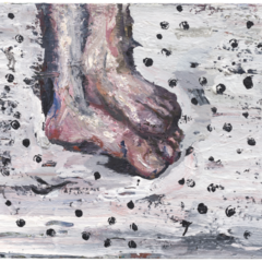 """Kamikaze"", retrospectieve van Philippe Vandenberg in de Hamburger Kunsthalle"