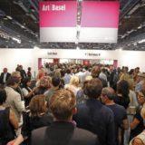 Sfeerbeelden van Art Basel Miami 2018, de VIP opening