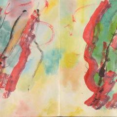 Nieuwe galerij Alice Mogabgab opent tentoonstelling met werk van Etal Adnans, vanaf 13 januari