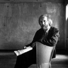 Frans L. Van Praet als koorddanser