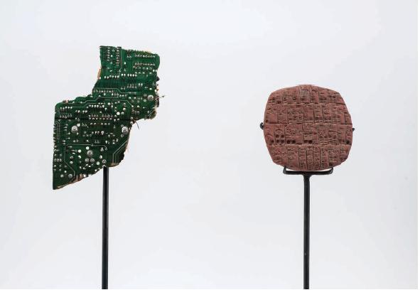 Nicolas Lamas - Archaeology of Data