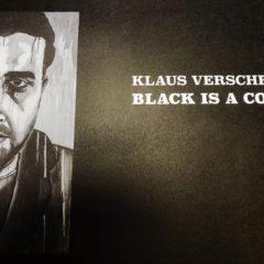 Black is a color, een duik in het werk van Klaus Verscheure