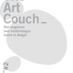 TheArtCouch magazine #2 verschijnt misschien al in juni!