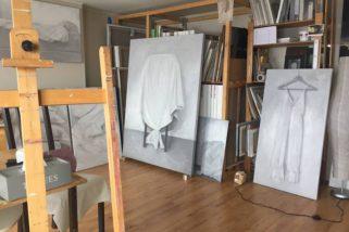 Daniela Chirion, schilderijen als sublieme gedichten