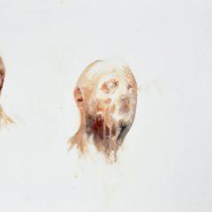 Schilder Lucas Delaere vertelt over zijn serie Heads
