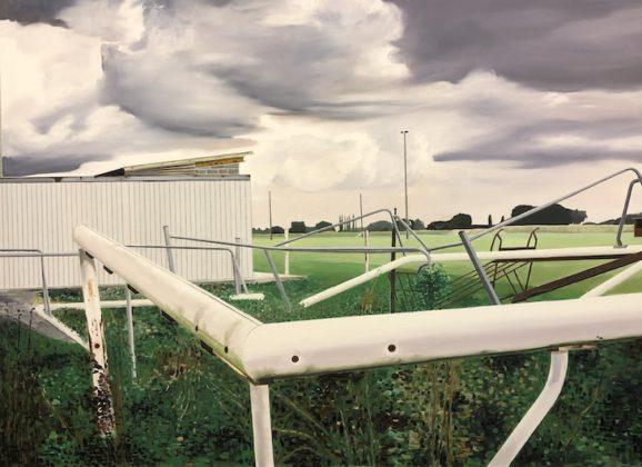 Kunnen voetbalvelden een ziel hebben? Peter Vandekerckhove toont ons van wel.